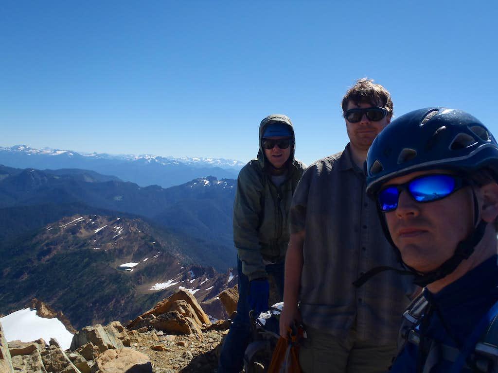South Twin Summit Shot