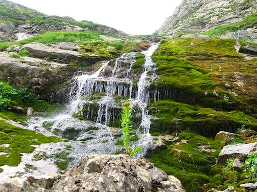 Tatry/Tatras waterfall