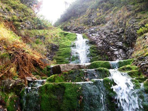 waterfall Tatry/Tatras