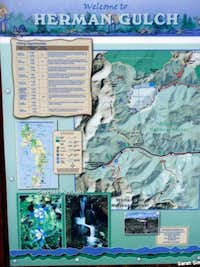 About the Herman Gulch Trail