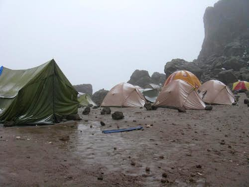 Lava Tower Camp Kilimanjaro