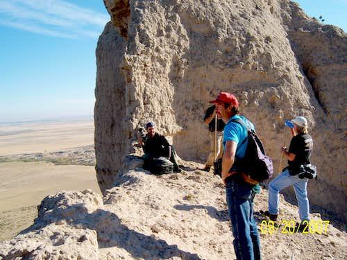 Climbing Break