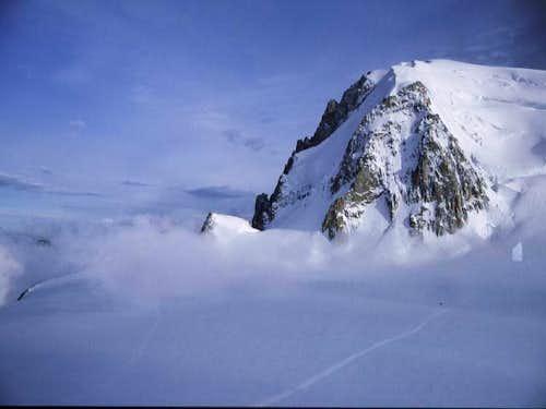Mont Blanc du Tacul (Triangle...