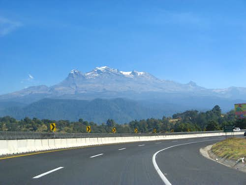 Izta(IZtaccihuatl) 5230m