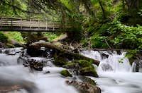 McHugh Creek Waterfall