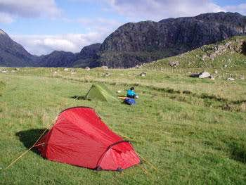 Fisherfield and Letterewe Forst