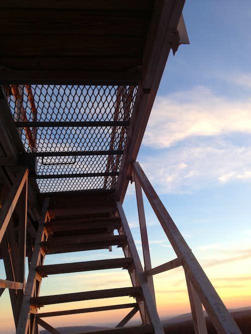 Taum Sauk tower