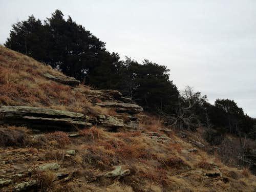 Cliffs in AR