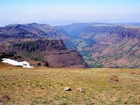 Big Indian Gorge