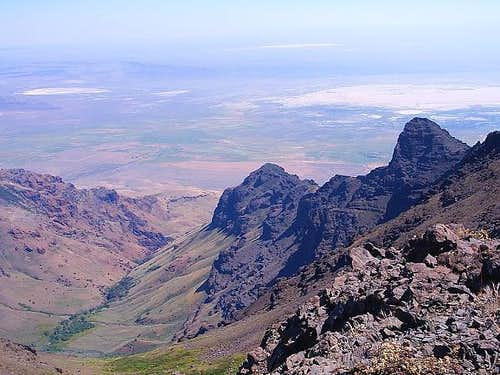Steens Summit View