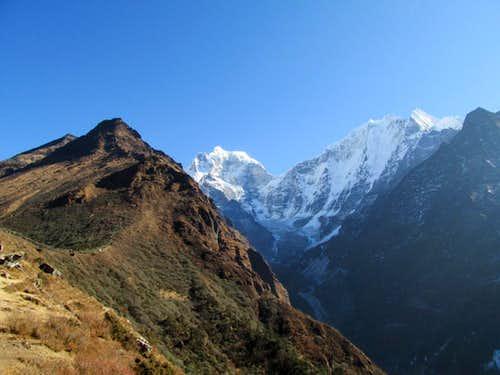 Hamugon via Northwest Ridge
