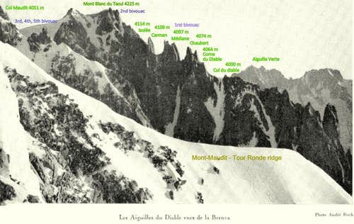 The Devil\'s Needles Schema