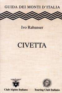 Civetta guide-book