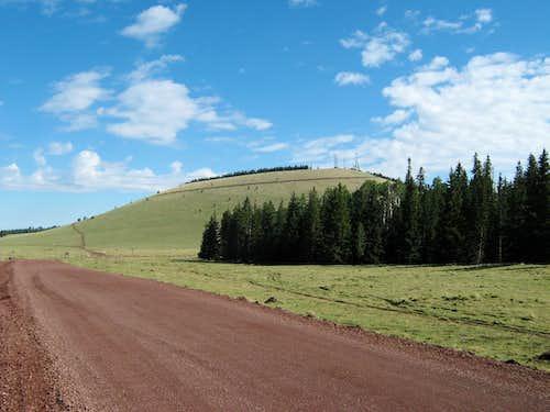 Greens Peak