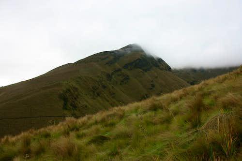 Imbabura, 4.630m