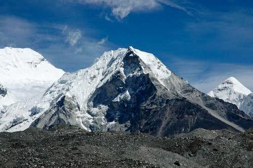 Imja Tse aka Island Peak...