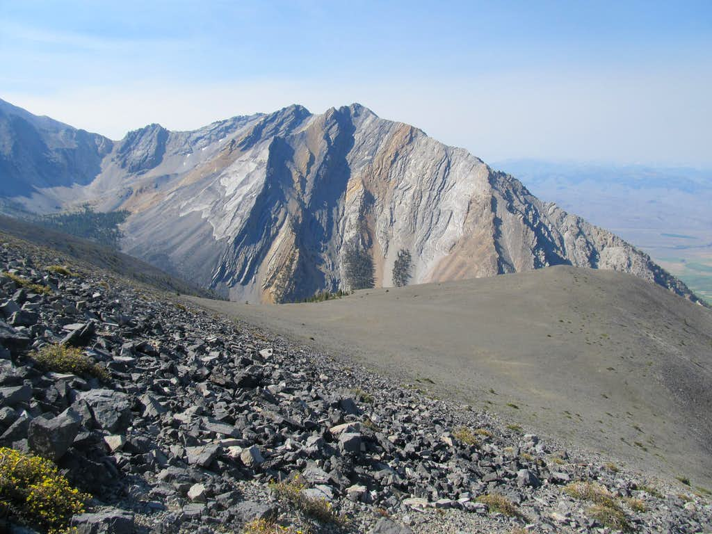 Mt. McCaleb