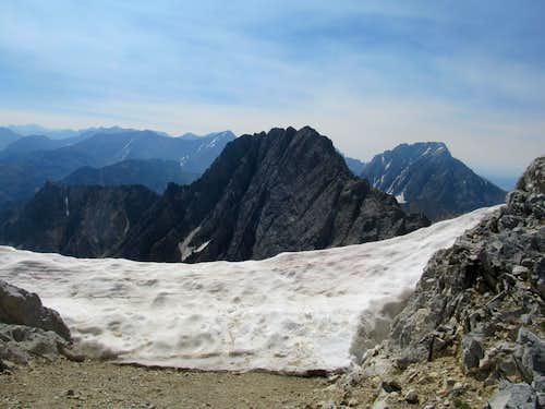 Sacagawea Peak