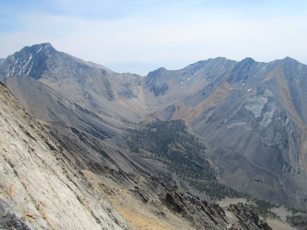Mt. Idaho & McCaleb