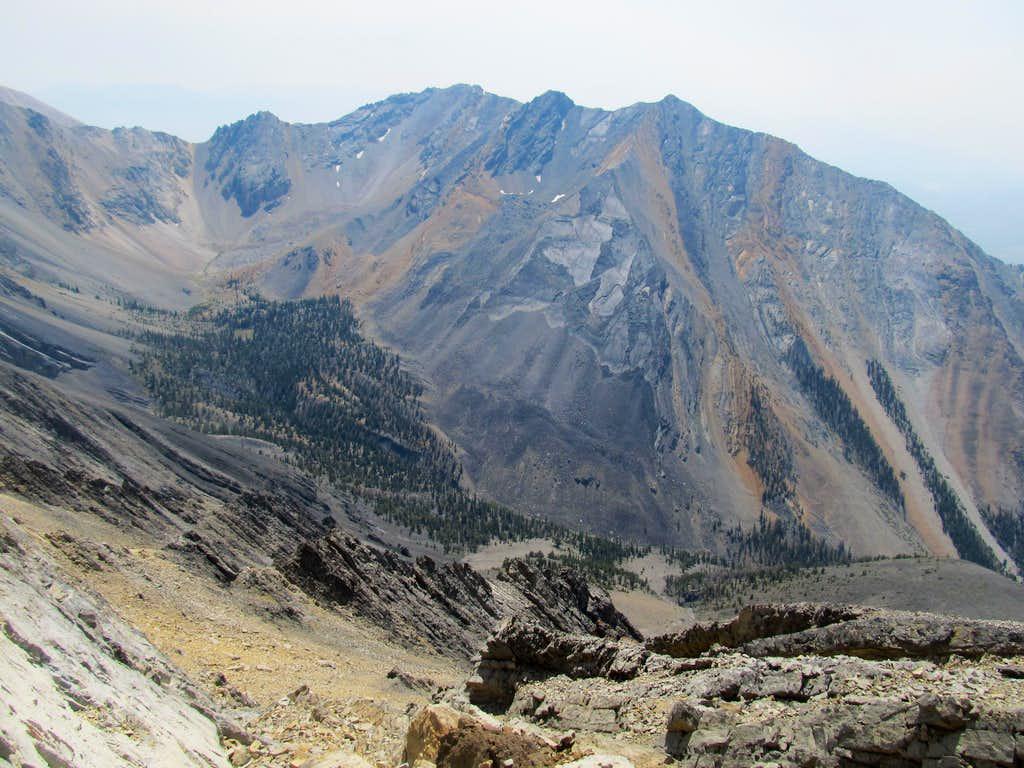 Mt. McCaleb once more
