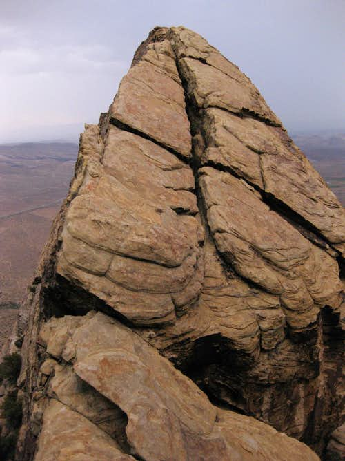 White Rock Pinnacle