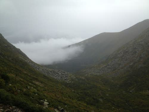 Tuckerman Ravine, Mt Washington