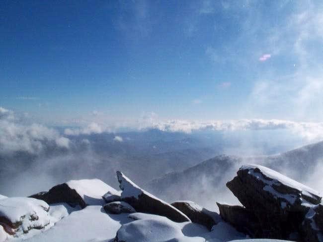 Mount Washington climb,...