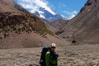 Aconcagua - The Guanacos Route - December, 2012