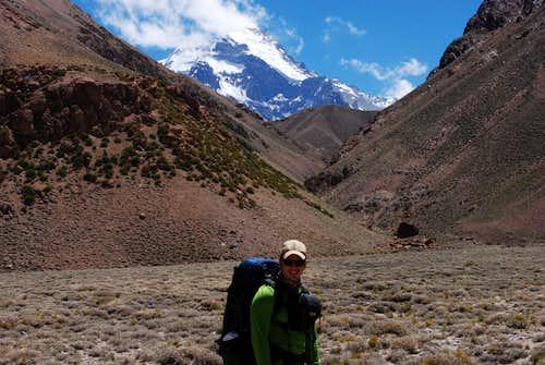 Aconcagua - The Guanacos Route - December, 2012