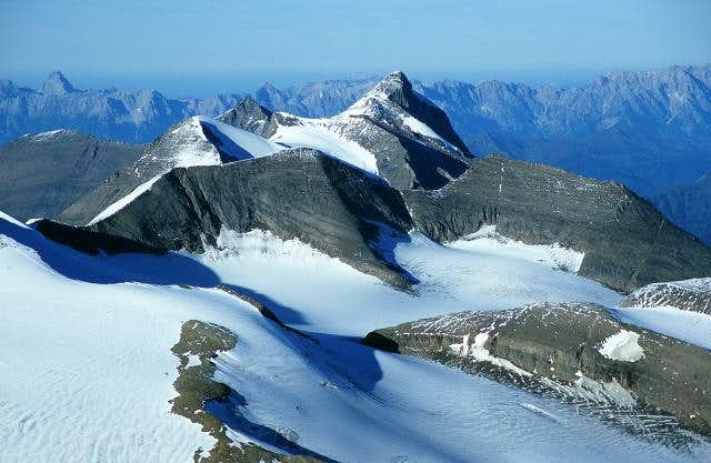 From Grossglockner you have a...
