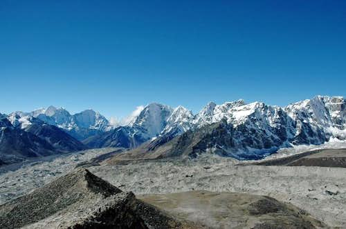 Junction of Khumbu and...