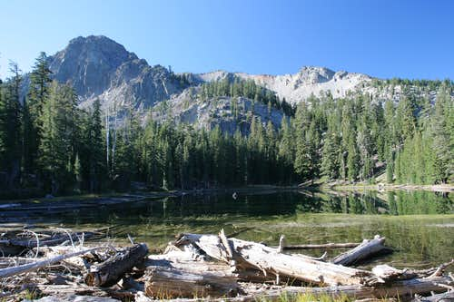 Thousand Lakes Wilderness