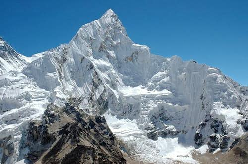 Nuptse from Kala Patthar...