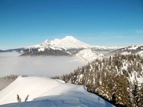 Mount Baker from Goat Mountain