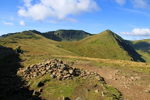 Autumn Sunshine on Helvellyn