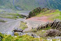 Great Hell Gate - Great Gable
