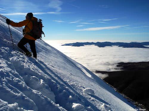 Marmagna NW ridge