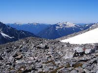 Cascades from Sahale