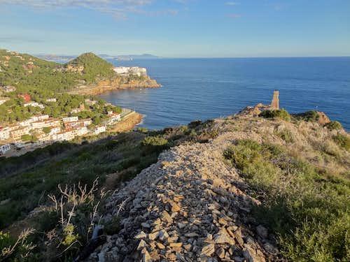 Viewpoint over Sa Tuna