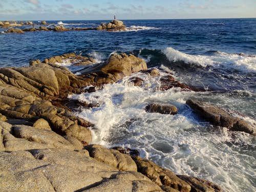 Oceanic mood in Calella de Palafrugell