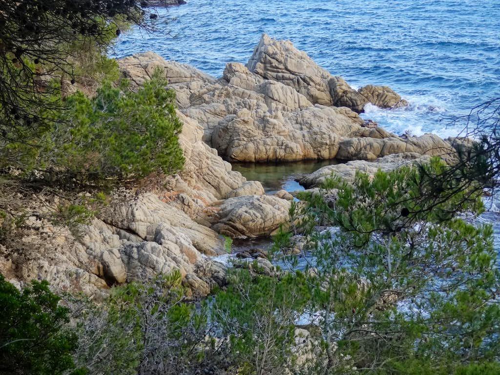 Cap Roig natural reserve