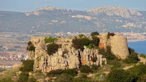 Begur Castle