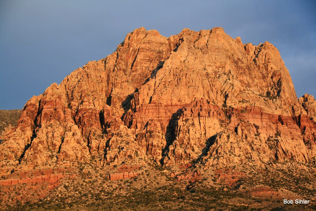 Mount Wilson, Dawn