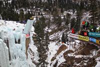 Ouray Ice Fest 2013