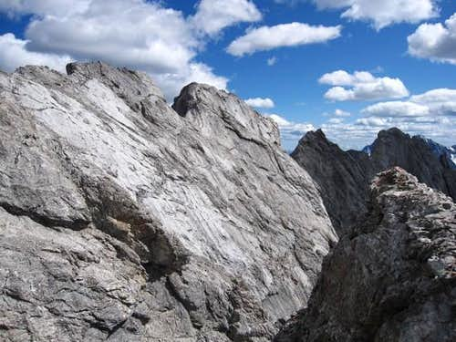 Summits of Tombstone Mtn.