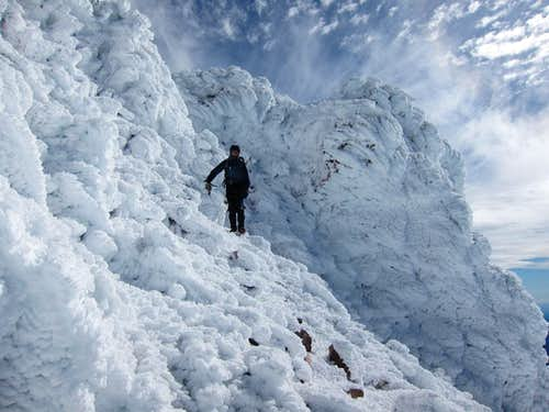 Shasta Summit Pinnacle