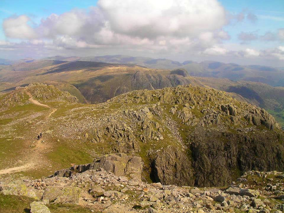 Crinkle 3 and 4 from Long Top