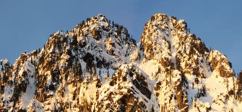 Mount Index Sunrise