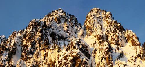 Mount Index Sunrise