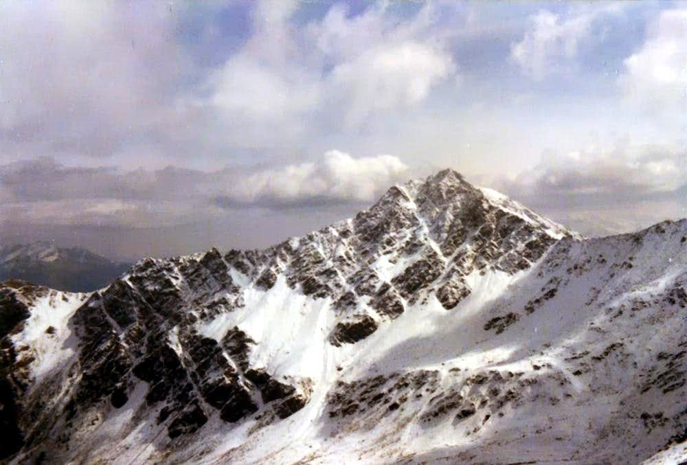 Mount Fallère from West View, by